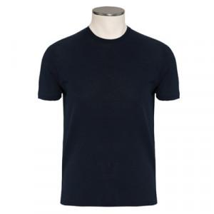 Zanone Ice-Piquet T-shirt Navy