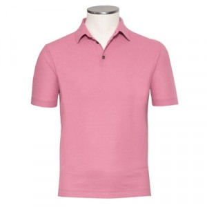 Zanone Ice-Cotton Polo Pink