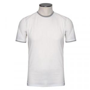 Zanone Cotton Tee White