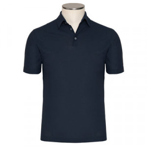 Zanone Ice-Cotton Polo Blu