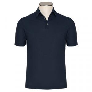 Zanone Ice-Cotton Polo Blu