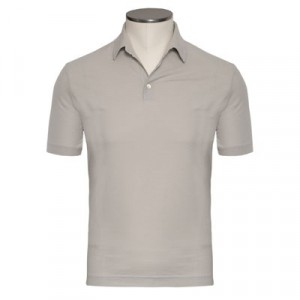 Zanone Ice-Cotton Polo Sand