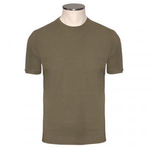 Zanone IcePiquet T-shirt Olive