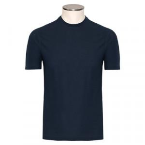 Zanone Ice-Cotton T-shirt Navy