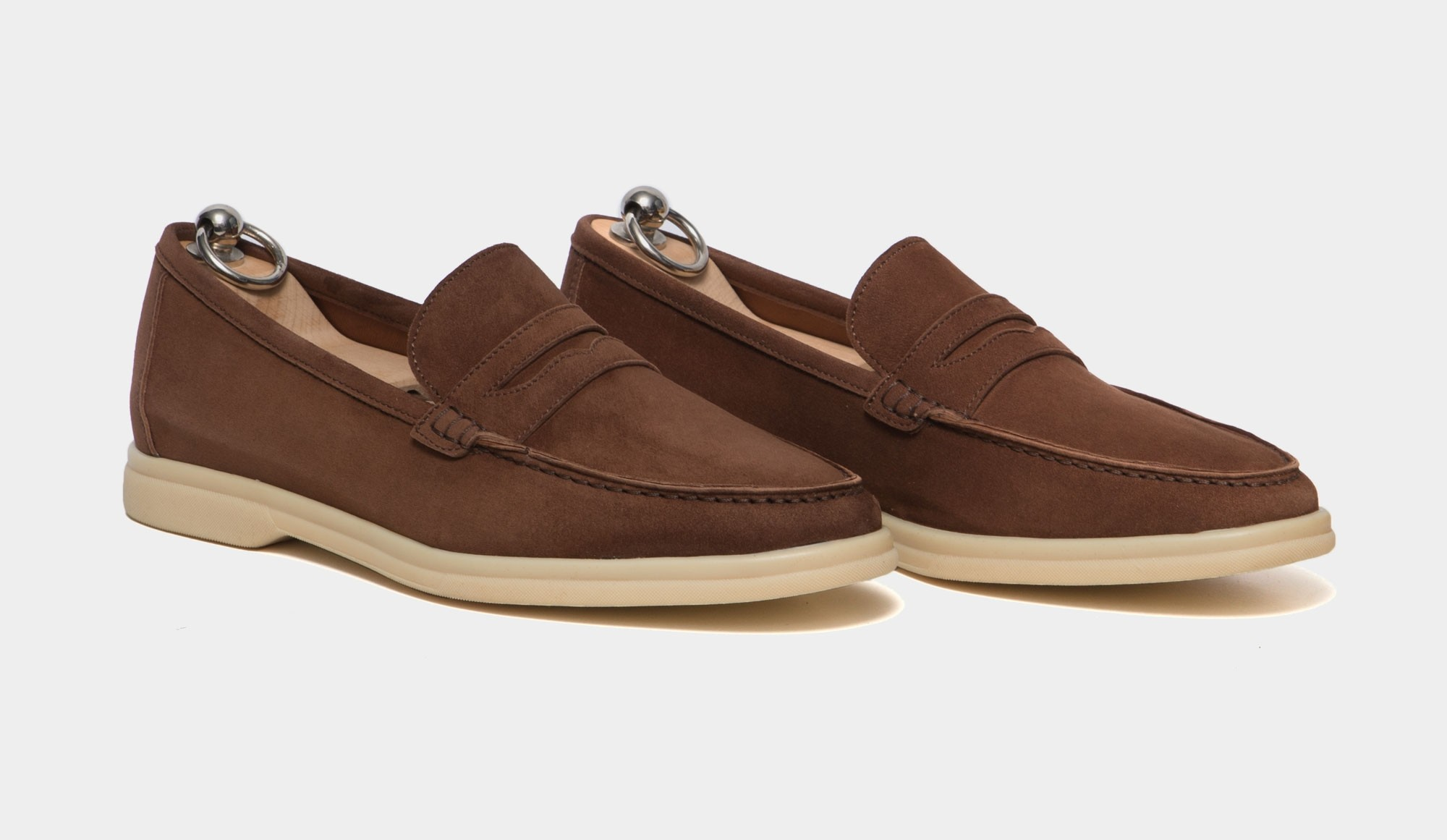 penny loafers - Brown Andrea Ventura sUIIKqu