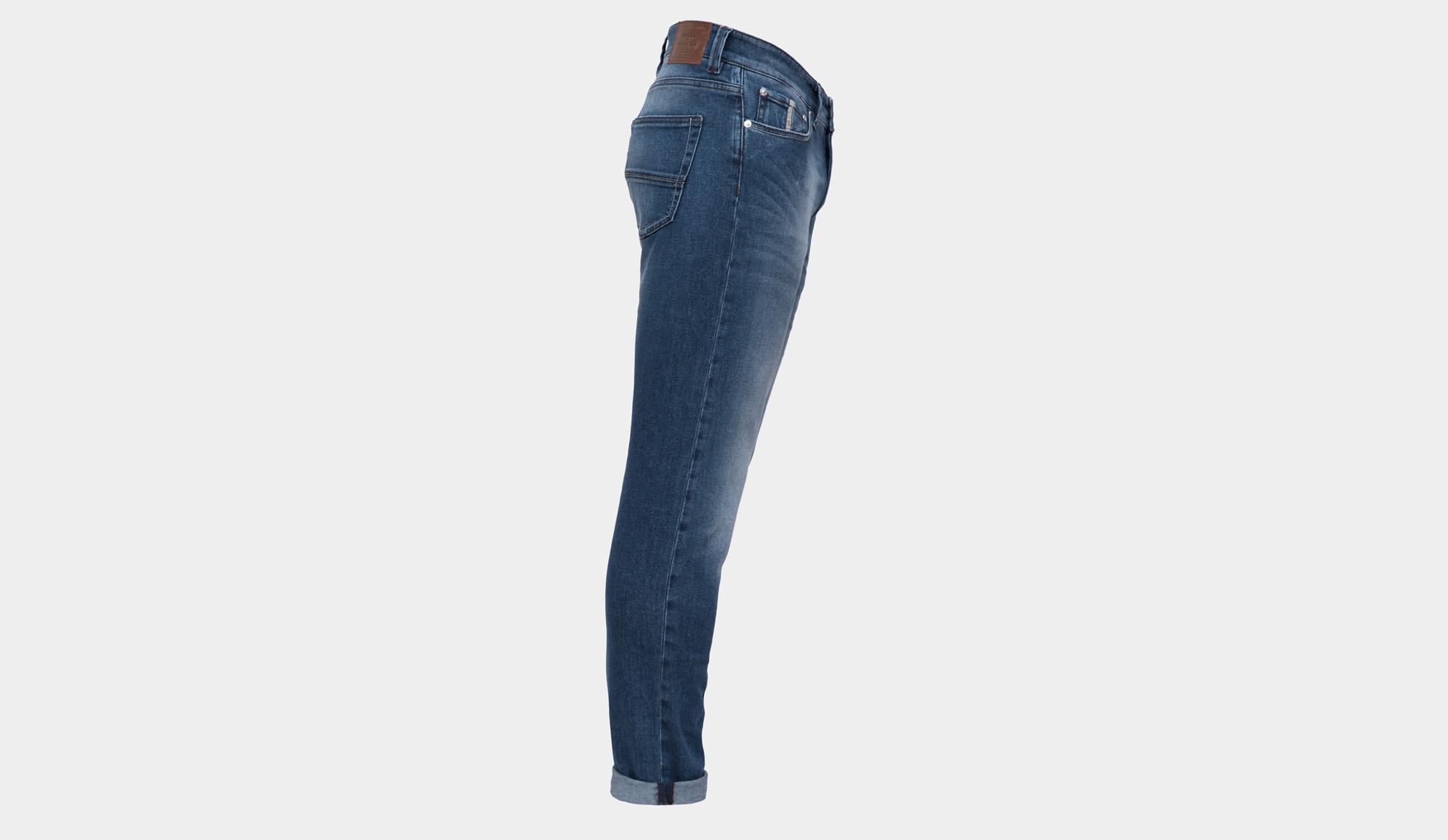 Barba Napoli Blue Jeans