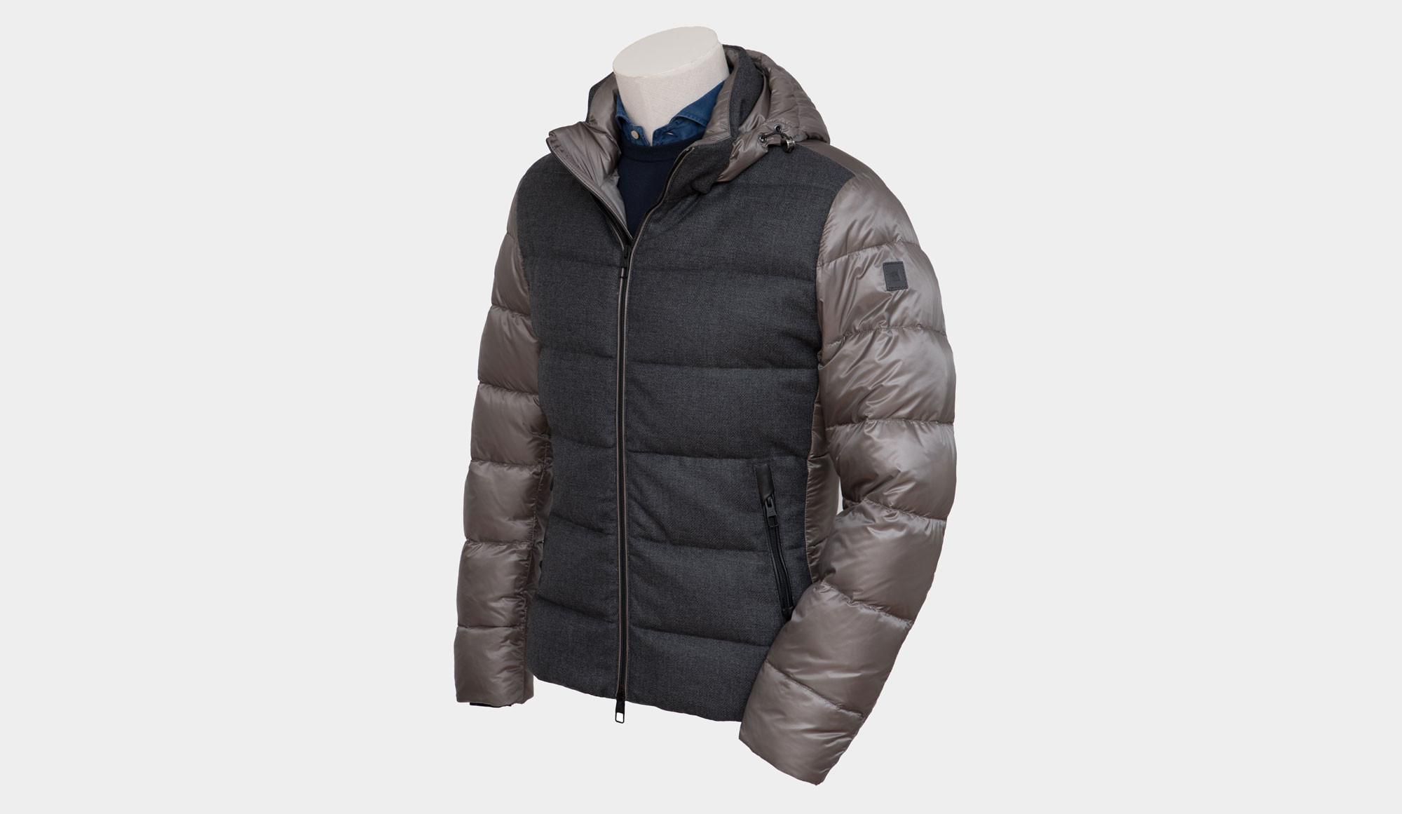 promo code 2e16f 547f9 Montecore Jacket Taupe - Cipriani