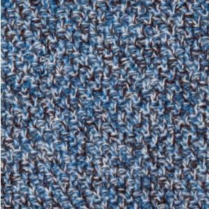 Altea Crewneck Melange Blue-Brown