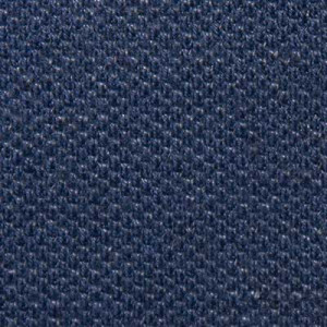 Altea Polo Linen-Cotton Blue