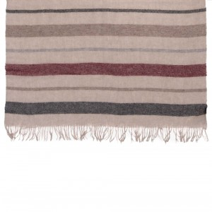 Altea Scarf Cashmere Stripe