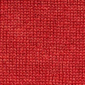 Altea T-shirt Linen Coral Red