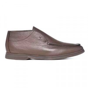 "Andrea Ventura Sailor Deerskin ""Tonal"" Brown"