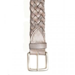 D'AMICO Braided Buffalo Taupe