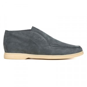 Andrea Ventura Sailor Suede Grey-Blue