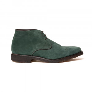 Andrea Ventura Shoes Suede Green