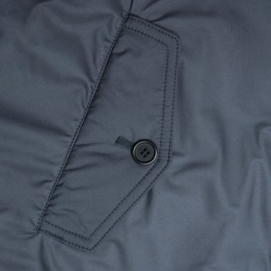 Aspesi Jacket Albar Blue