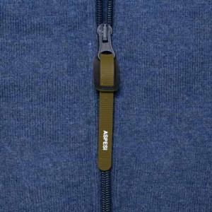 Aspesi Bodywarmer Jersey Blue