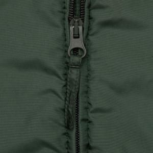 Aspesi Albar Vest Green