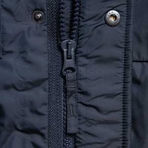 "Aspesi ""Minifield Wool Vento"" Blue"