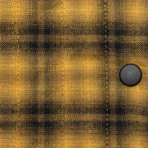 """Aspesi """"Camicia Doppia"""" Checkered Yellow"""