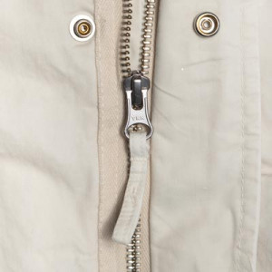 Aspesi Field Jacket Cotton Off-white