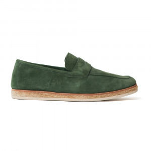 Andrea Ventura Loafer Green