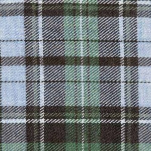 Barba Napoli Shirt Flannel Grey-Green Check