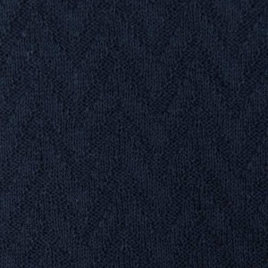 Barba Napoli Polo Herringbone Blue