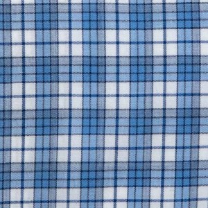 Barba Napoli Shirt Blue Check