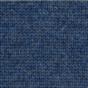 Barba Napoli Turtleneck Blue Denim