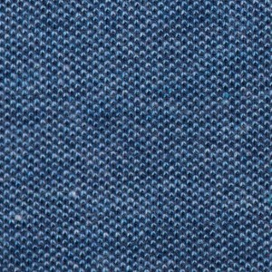 Barba Cotton Long Sleeve Polo Navy