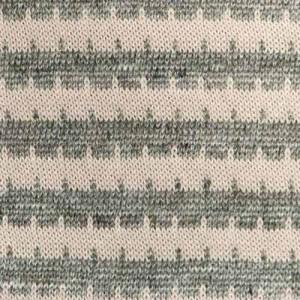 Drumohr Polo Striped Green