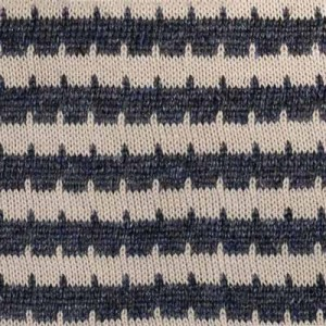 Drumohr Pullover Striped Blue