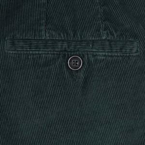 Drumohr Trouser Ribcord Green