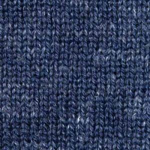 Drumohr Roll-neck Pullover Blue Mélange