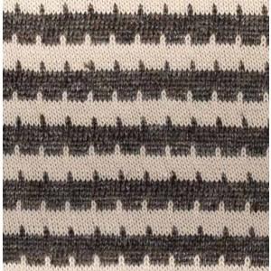 Drumohr Crewneck Striped Brown