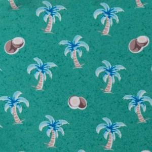 Fedeli Swim Trunk Palm Green