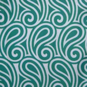 Fedeli Swim Trunk Waves Green