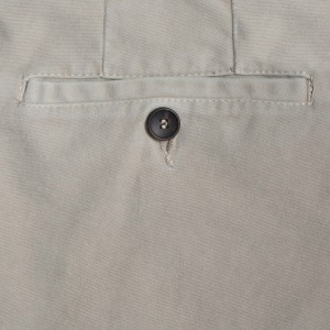 Germano Trousers Moleskin Sand