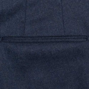 Germano Trouser Light-Flannel Blue