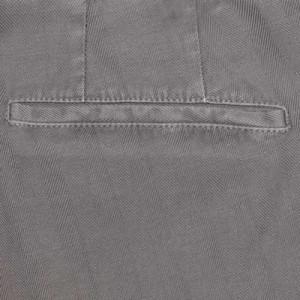 Germano Herringbone Trousers Taupe