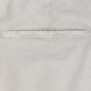 Germano Trouser Cotton Cream