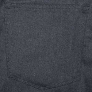 Germano 5-Pocket Wool Grey