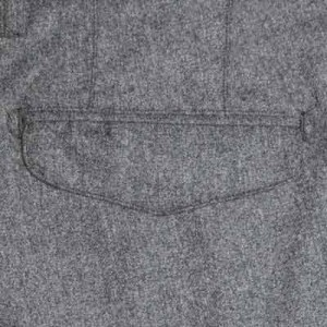 Germano Trousers Cargo Flannel Grey