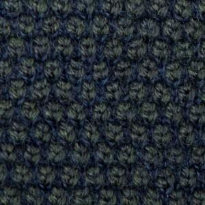 Gran Sasso Crewneck Green Honeycomb