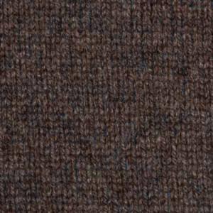 Gran Sasso Roll Neck Brown-Blue