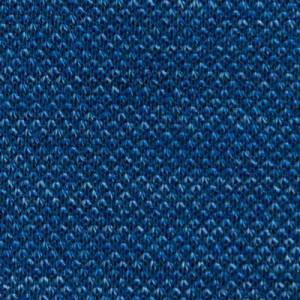 Gran Sasso Jersey Pique Shirt Kobalt