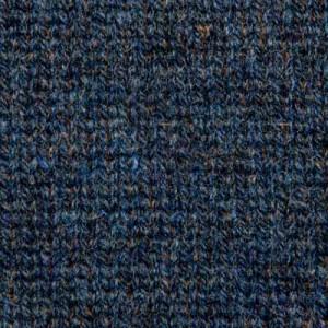 Gran Sasso Roll Neck Blue-Brown