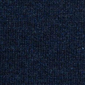 Gran Sasso Roll Neck Cashmere Blue