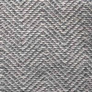 Gran Sasso Gilet Herringbone Light-Grey